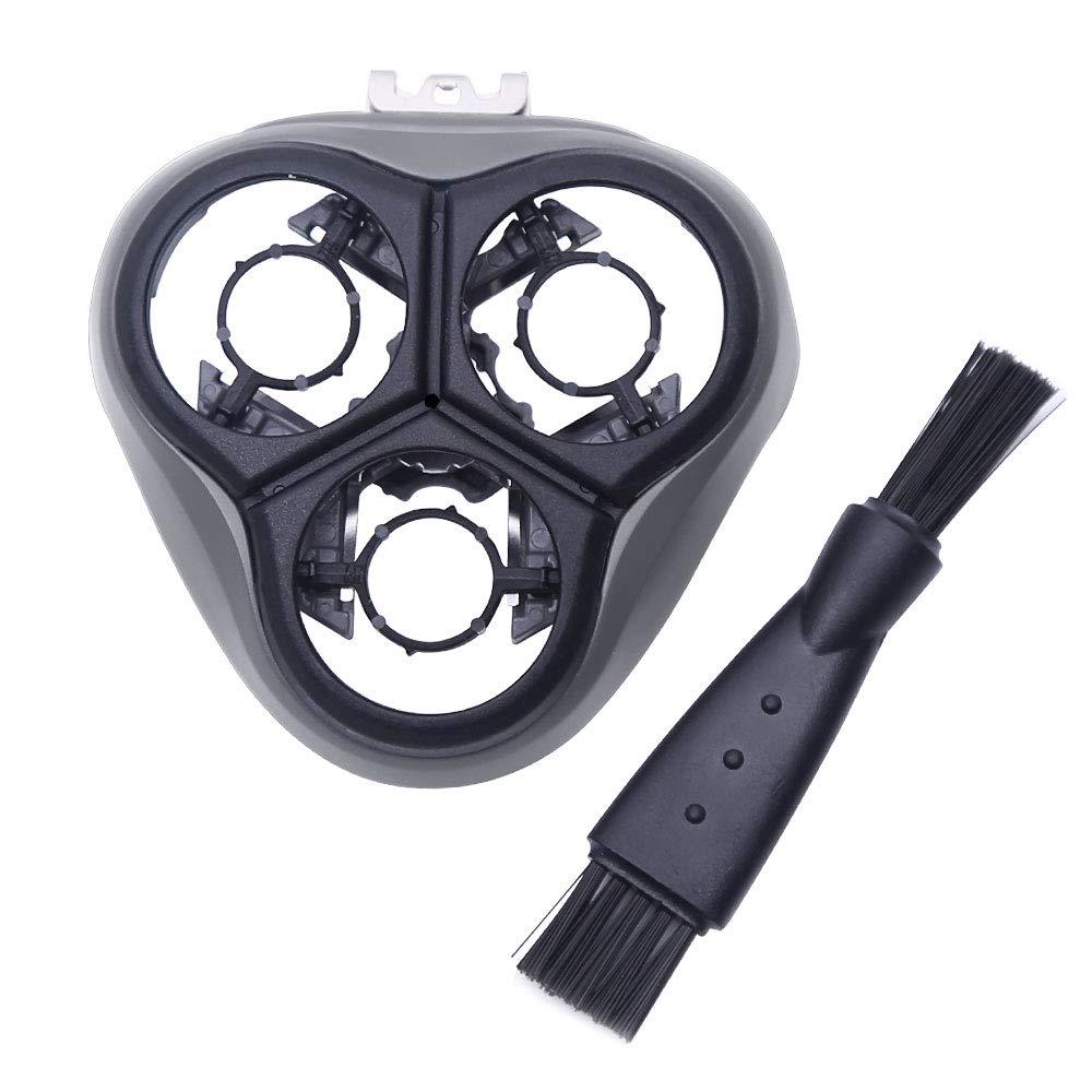 Shaver Razor Head Holder Cover with Brush for Philips HQ64 PT725/720/726/735/737/860 Sorliva