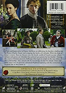 Outlander - Season 2 from Sony Pictures Home Entertainment