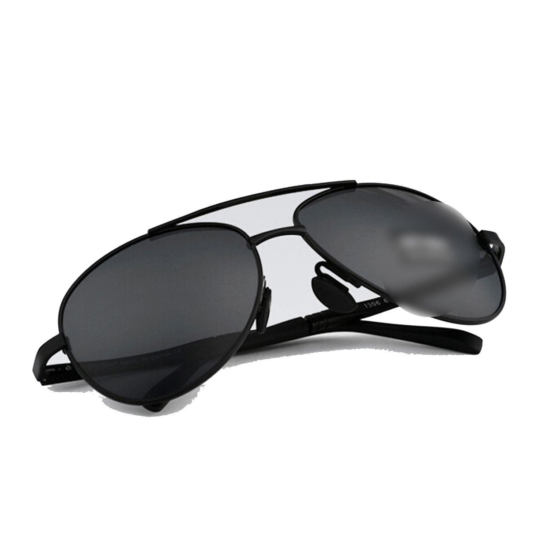 Amazon.com: Mens Sunglasses Brand Designer Pilot Polarized ...