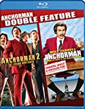 DVD : Anchorman / Anchorman 2 Double Feature [Blu-ray]