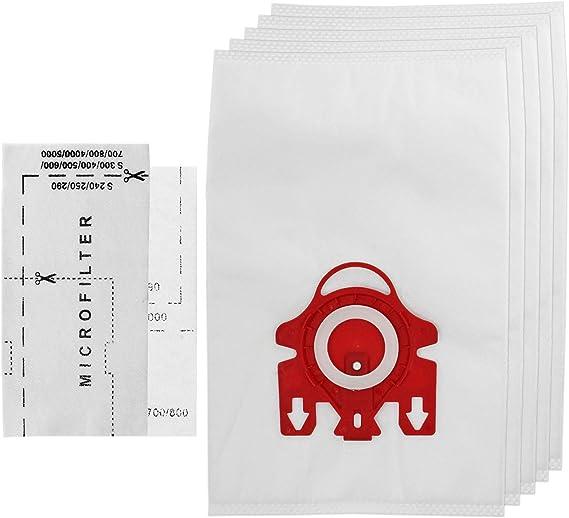 per Miele S3161-2 F//J//M Aspirapolvere Polvere Sacchetto pacco da 5