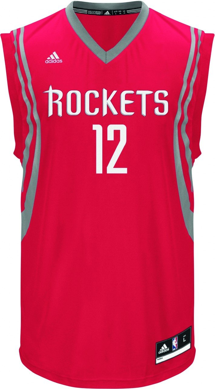 Adidas Performance INT REPLICA JRSY 1 NBA HOUSTON Basketball Jersey Rojo para Hombre Rockets: Amazon.es: Deportes y aire libre