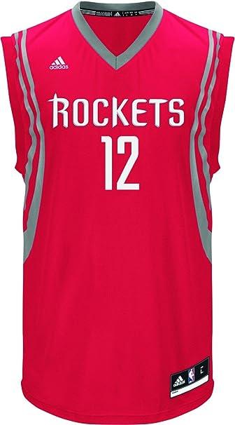 adidas Performance INT Replica JRSY 1 NBA Houston Basketball ...