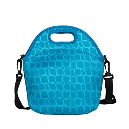 Amazon.com: Yipinu Neoprene Lunch Box Handbag