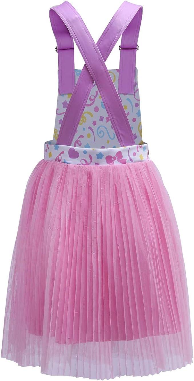 LittleForBig Overall Spielanzug-Confetti Prinzessin Overall Rock