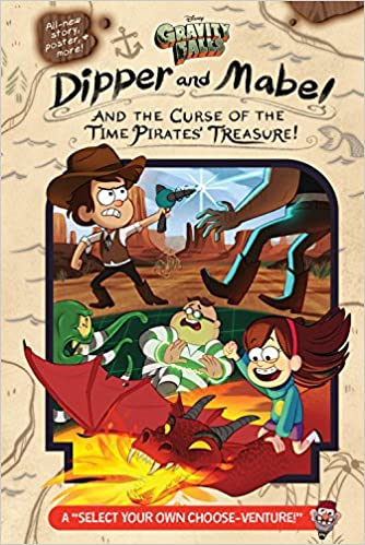 Amazon com: Gravity Falls: Dipper and Mabel and the Curse of