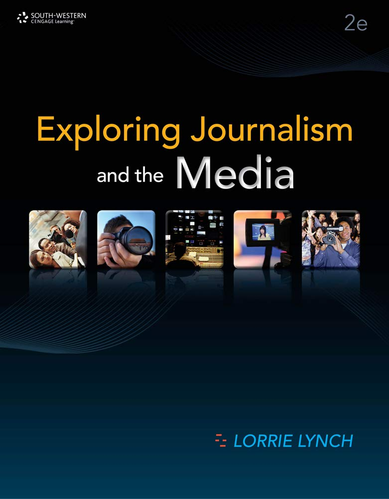 Exploring Journalism and the Media (Language Arts Solutions) by Cengage Learning