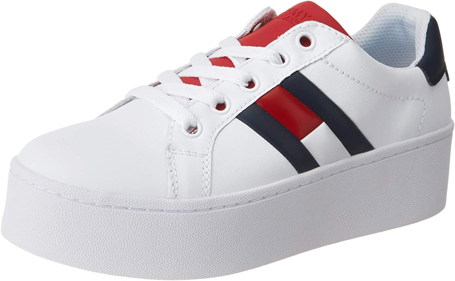 Tommy Hilfiger Tommy Jeans Icon Sneaker, Zapatillas para Mujer