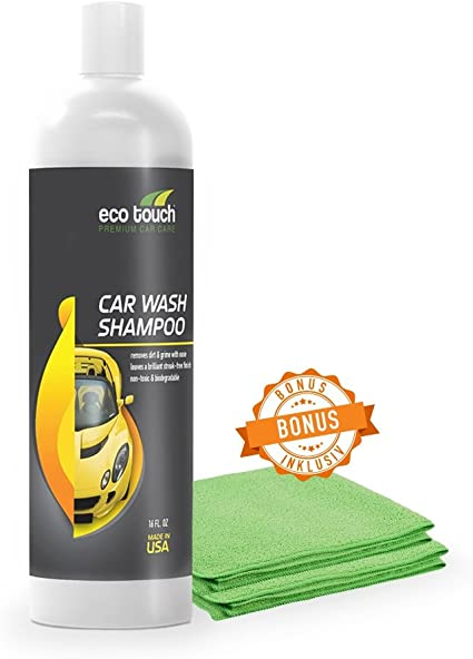 Champú para automóvil, detergente concentrado para automóviles ...