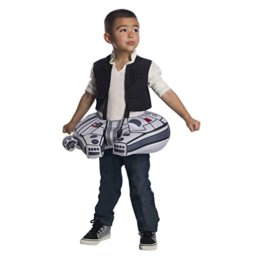 Star Wars Halloween Costumes.Amazon Com Star War Millennium Falcon Toddler Child Halloween