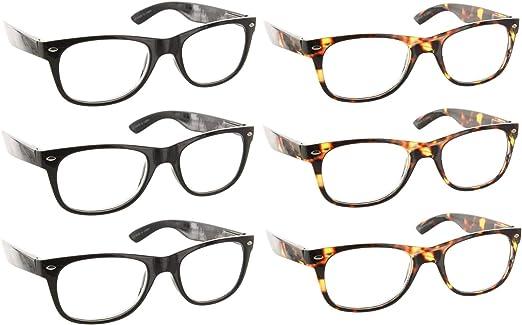 Off White Creamy Readers Vanilla Cream 4.00 Reading Glasses Large Lens Spring Hinge Eyeglasses