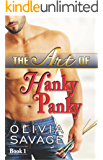 The Art of Hanky Panky (Painting Outside the Lines Book 1)