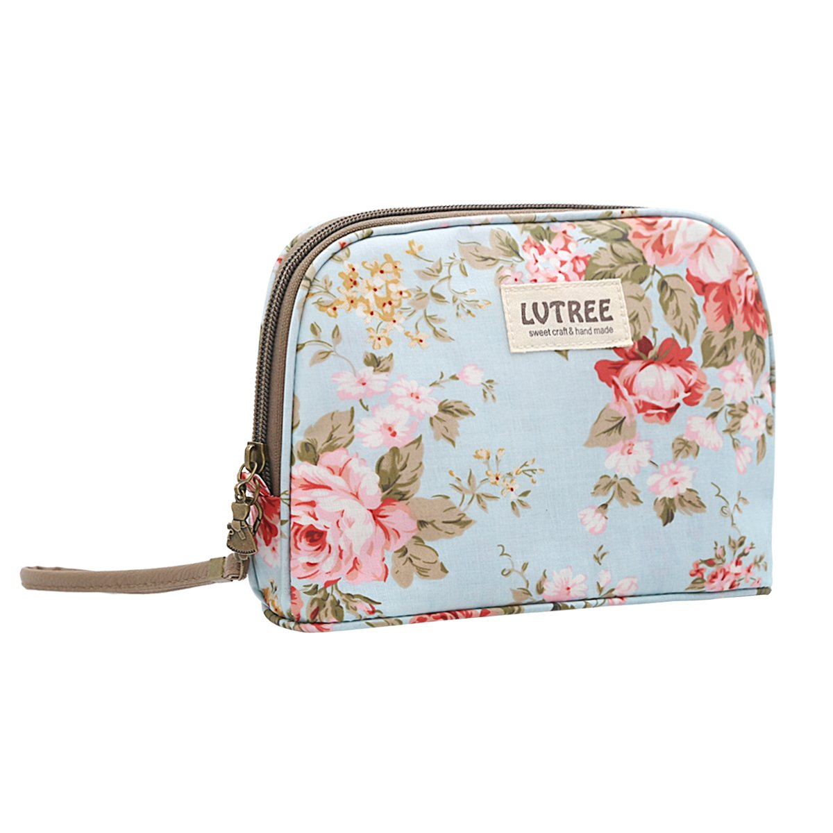 Amazon Com Lvtree Cosmetic Bag Makeup Case Toiletry Bag