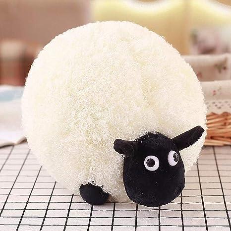 Amazon.com: Furry oveja de peluche suave peluche animal ...