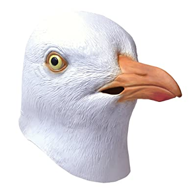 Bristol Novelty BM504 Seagull Mask, One Size: Toys & Games