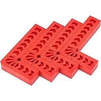 90 graden positioneringsklem L-type hoekklemmen Houtbewerkingsgereedschap Hulpzoeker Plastic vierkante liniaal…