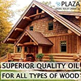 PLAZA - Double Boiled Linseed Oil - 100 ml Pack