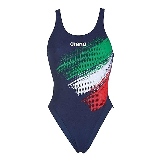 73f5e7f07009 arena W Italy Fin Swim Tech One Piece, Costume Donna: Amazon.it ...