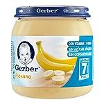 Gerber, PAPILLA GERBER ETAPA 2 PLATANO 113GR, 113 gramos