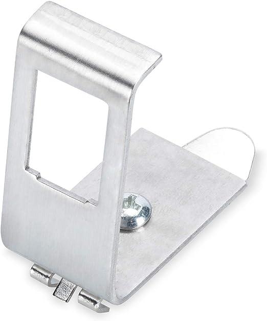 Digitus Hutschienen Adapter Für Keystone Modul 1 Port Computer Zubehör