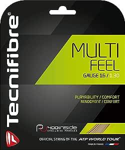 Tecnifibre-Multi-Feel Tennis Strings Natural-