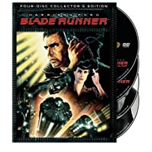 Blade Runner (Four-Disc Collector's Edition) by Warner Home Video