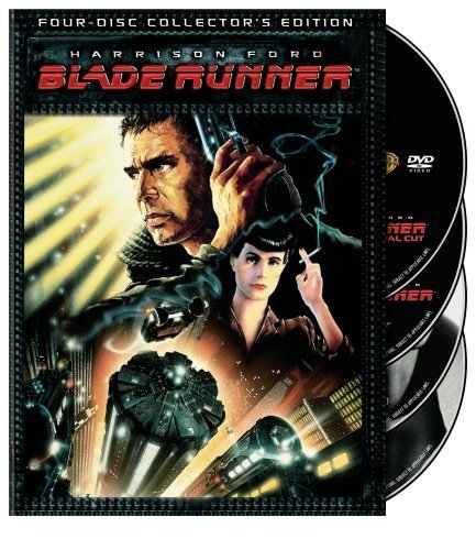 Blade Runner (Four-Disc Collector's Edition) by Warner Home Video by