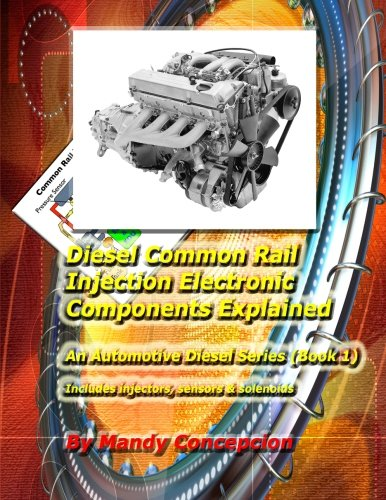 Download Diesel Common Rail Injection: Electronics Components Explained - Book 1 (Volume 1) ebook