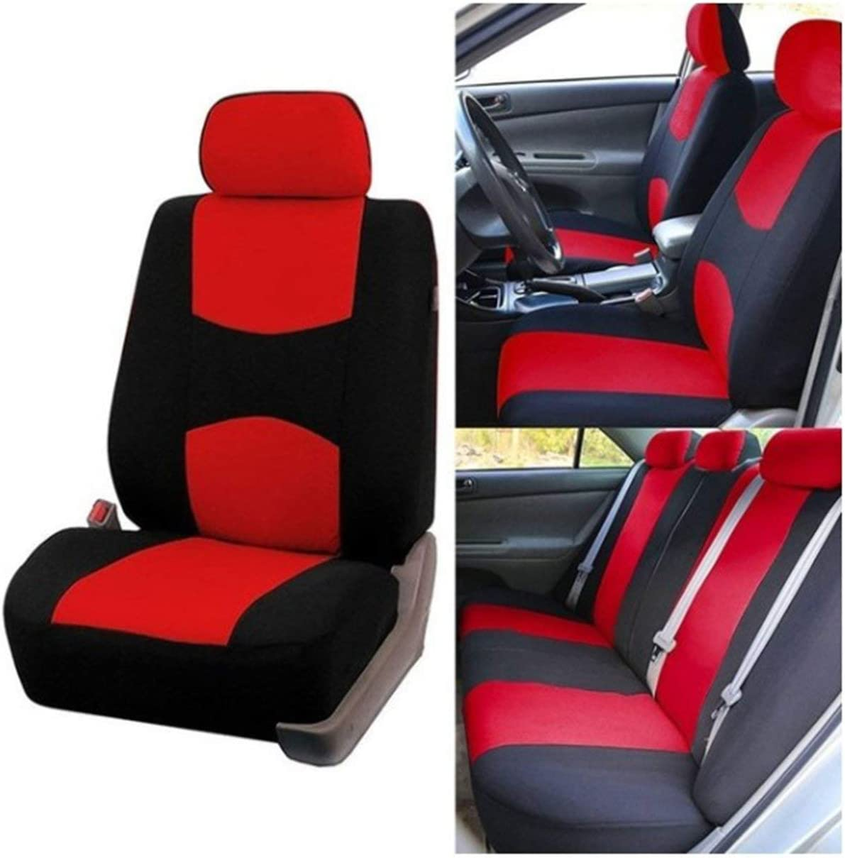 B Type Full Car Seat Cover Universal Fit Interior Accessories Car Styling
