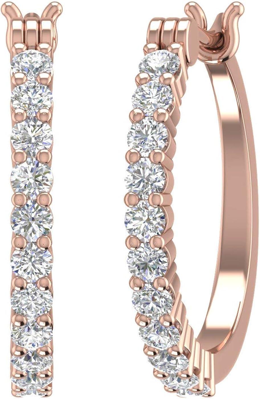 1/2 Carat Natural Diamond...