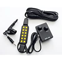 Cherrystone 4260180886276 Volume Control 6B Akustik Gitarren Tonabnehmer
