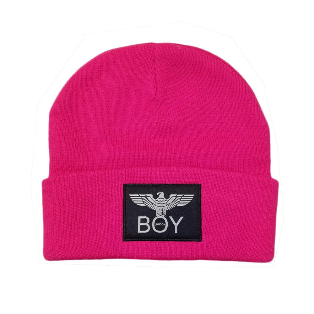 Boy London Herren Mütze Rot Erdbeere One Size