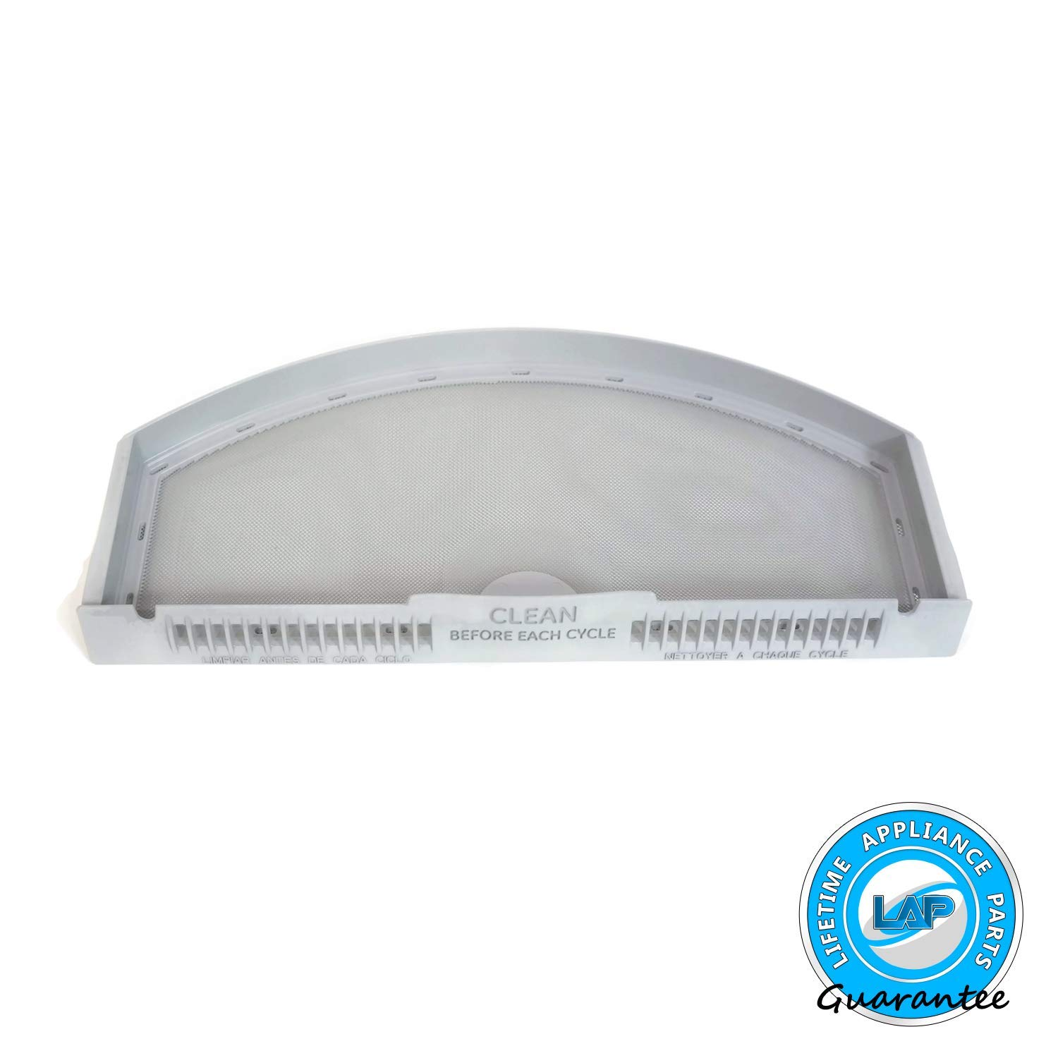 GE 1 Dryer Lifetime Appliance WE03X23881 Lint Filter Screen for General Electric