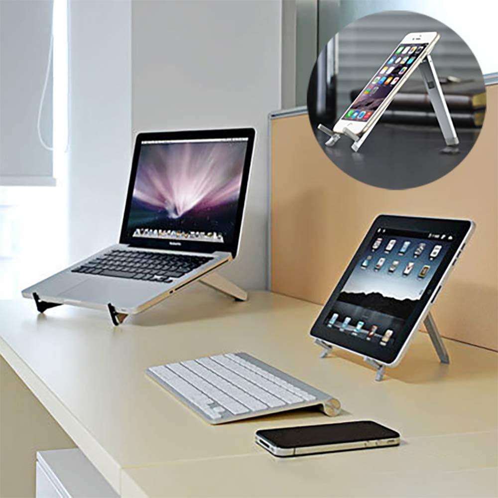 tablettes ordinateurs portables et autres tablettes de 7 iPad 3 netbook iPad 2 10 pouces ordinateurs portables JoinVALUE Support de bureau portable et pliable universel compatible avec iPad