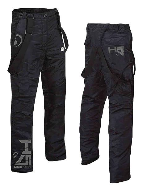 schwarz Hotspot Design Angler Hose HSD Regular fit