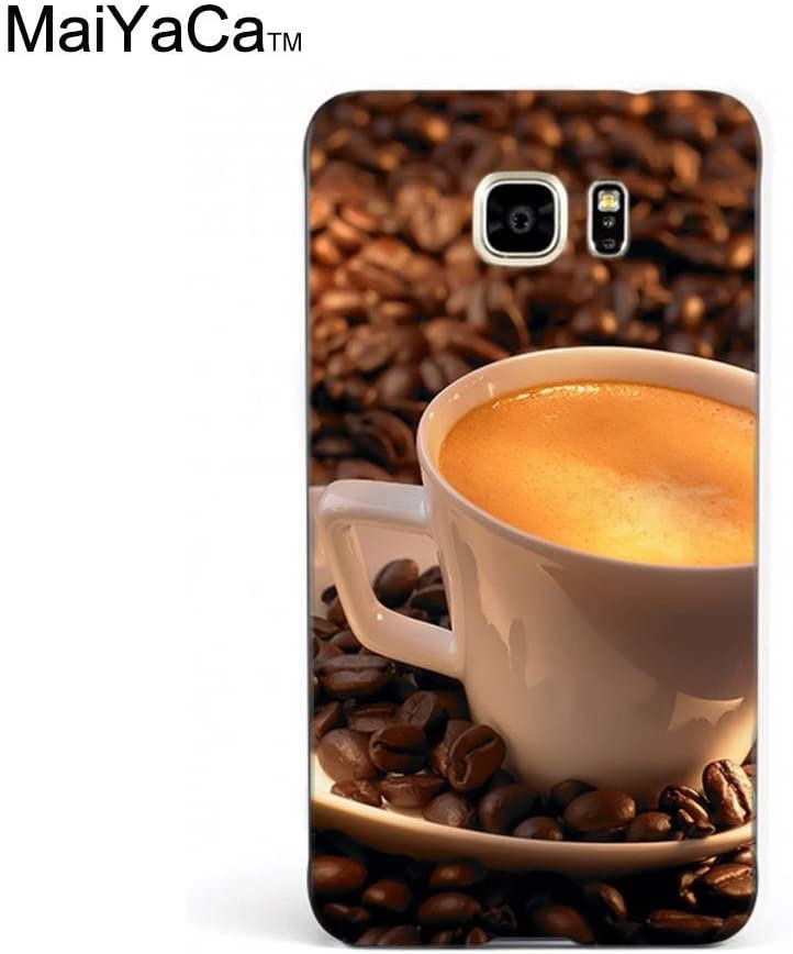 Amazon Com Maiyaca Tm M84773 Coffee On Coffee Beans Hd Wallpaper Phone Case For Samsung Galaxy Note5