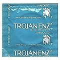 Trojan Condom ENZ Lubricated, 1000 Count