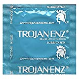 Trojan Condom ENZ Lubricated, 1000 Count