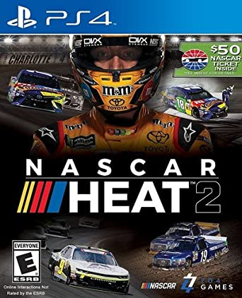 Amazon Com Nascar Heat 2 Playstation 4 Ui Entertainment Video