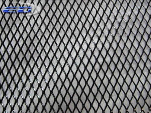 Extreme Dimensions Replacement for Diamond Cut Mesh Grille (black) - 2 Piece (Diamond Grille)