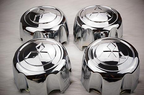 Gosweet 4X Brand NEW Four Pieces Set of Chrome Wheel Center Hub Caps for 1992-