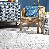 nuLOOM Moroccan Blythe Area Rug, 8' x