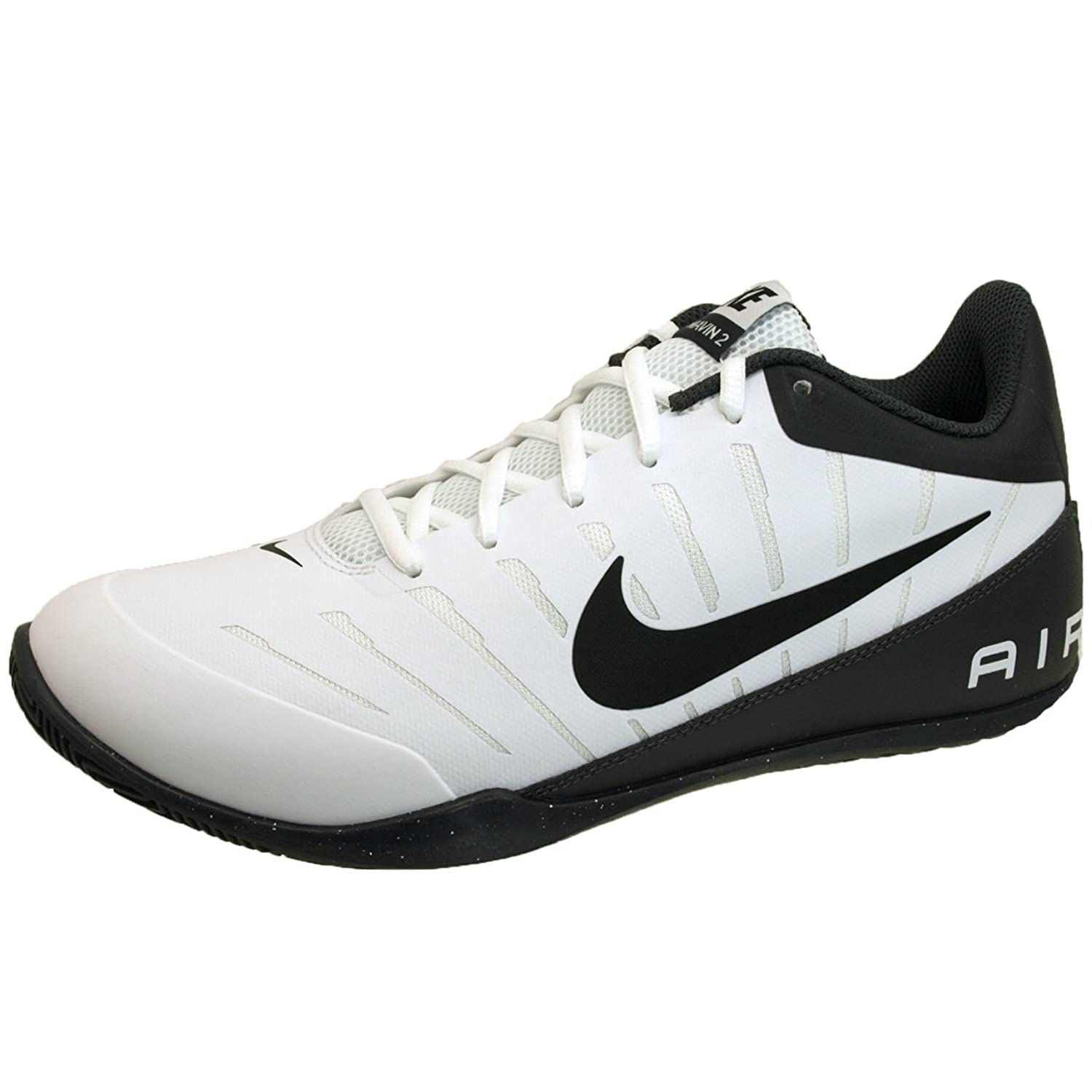Chaussures Nike Air Mavin Low II Whiteuniversity Redblackwolf Grey cfZG9X3