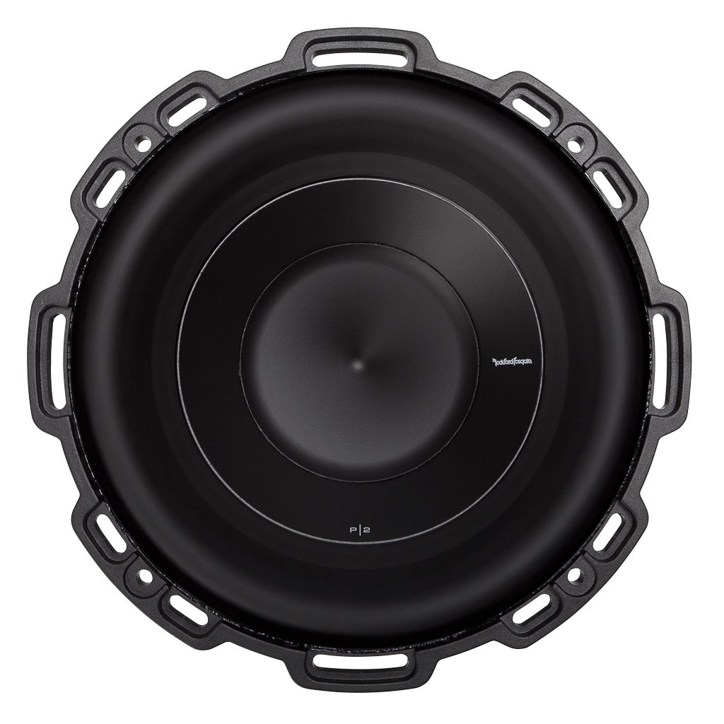 Rockford Fosgate P2D4-8 Punch P2 DVC 4 Ohm 8-Inch 250 Watts RMS 500 Watts Peak Subwoofer