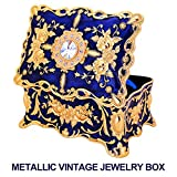 Best Birthday Gifts For Teen Boys - Jewelry Boxes Gift for Girls Teens Women,Vintage Metal Review