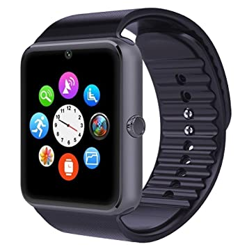 Smartwatch Android iOS Smart Watch Phone Cuello para Hombre ...