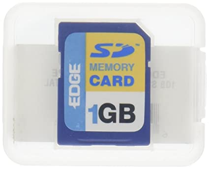 Edge EDGDM-197230-PE 1GB SD Memoria Flash - Tarjeta de ...