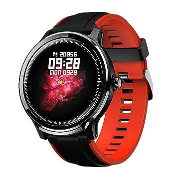 GOKOO Bluetooth Smartwatch Hombre Reloj Inteligente Impermeable ...