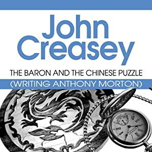 The Baron and the Chinese Puzzle Audiobook