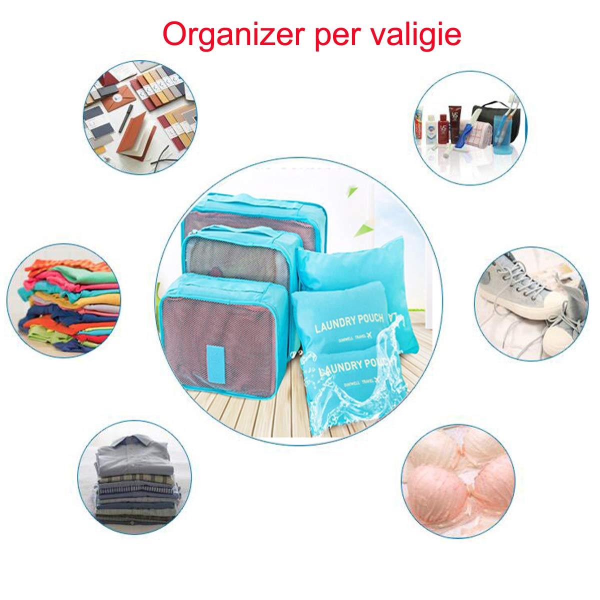 Organiseurs de bagage